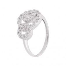 Кольцо с фианитом k2b351425fb