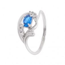 Кольцо с лондон топазом k2b353427lt