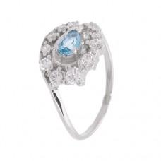 Кольцо с лондон топазом k2b444534lt