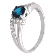 Кольцо с лондон топазом k2b384529lt