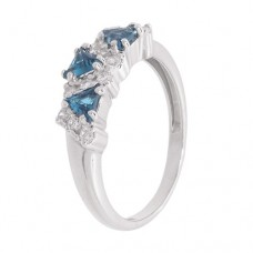 Кольцо с лондон топазом k2b389466lt