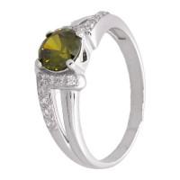 Кольцо с оливином k2b440530ol