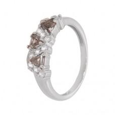 Кольцо с раухтопазом k2b389466rht