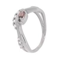 Кольцо с раухтопазом k2b391468rht