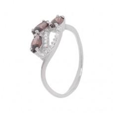 Кольцо с раухтопазом k2b401478rht