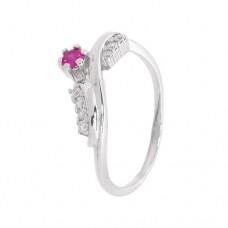 Кольцо с рубином k2b439528rub