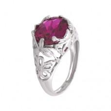 Кольцо с рубином k2b286366rub