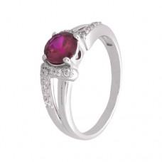 Кольцо с рубином k2b440530rub