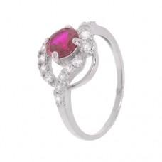 Кольцо с рубином k2b442532rub