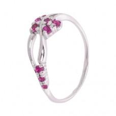 Кольцо с рубином k2b352426rub
