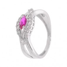 Кольцо с рубином k2b359434rub