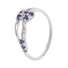 Кольцо с сапфиром k2b352426spf