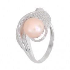 Кольцо с жемчугом k2b336410zhemr