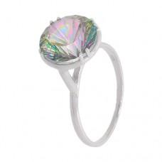Кольцо с мистик кварцем k16716mqu