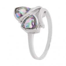 Кольцо с мистик кварцем k271562mqu