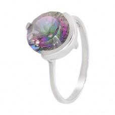 Кольцо с мистик кварцем k281421mqu