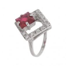 Кольцо с рубином k5R0198htrucz