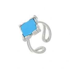 Кольцо с бирюзой k271441tqr