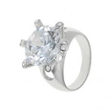 Кольцо с цирконием k24165cz