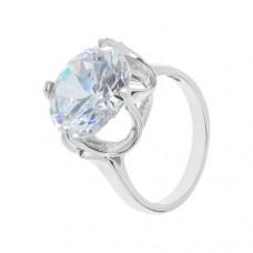 Кольцо с цирконием k25547cz