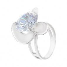 Кольцо с цирконием k26032cz