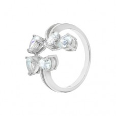 Кольцо с цирконием k400664cz