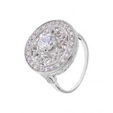 Кольцо с цирконием k5r0197cz