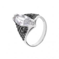 Кольцо с цирконием k5r0204cz