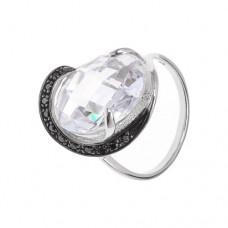 Кольцо с цирконием k5r0205cz