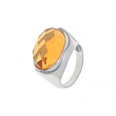 Кольцо с цитрином k221269cz5