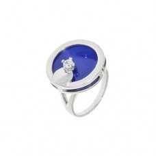 Кольцо с лазуритом k261470lps