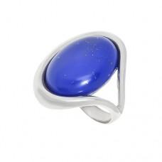 Кольцо с лазуритом k281525lps