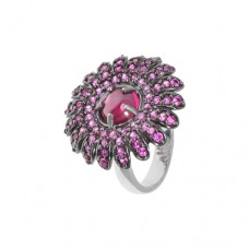 Кольцо с рубином k3r13358htru