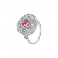 Кольцо с рубином k5r0197htrucz