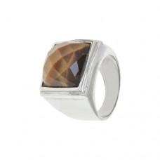 Кольцо с тигровым глазом k281265te
